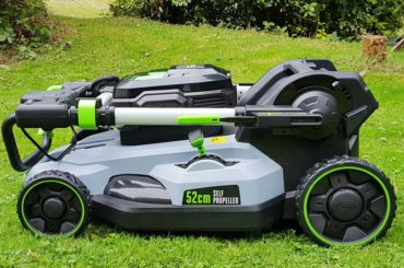 Who Makes Ego Lawn Mowers
