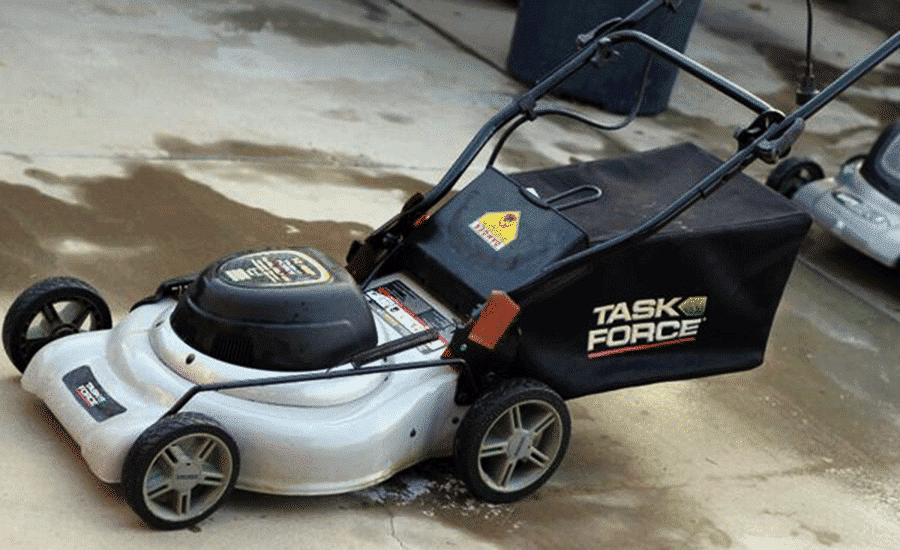 Who Makes Task Force Lawn Mowers