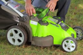 Who Sells Greenworks Lawn Mowers