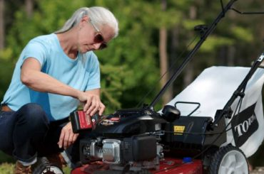 What Type Of Oil Does Lawn Mowers Use