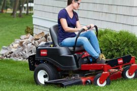 How much are Toro Lawn Mowers