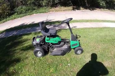 Who Makes Weedeater Lawn Mowers