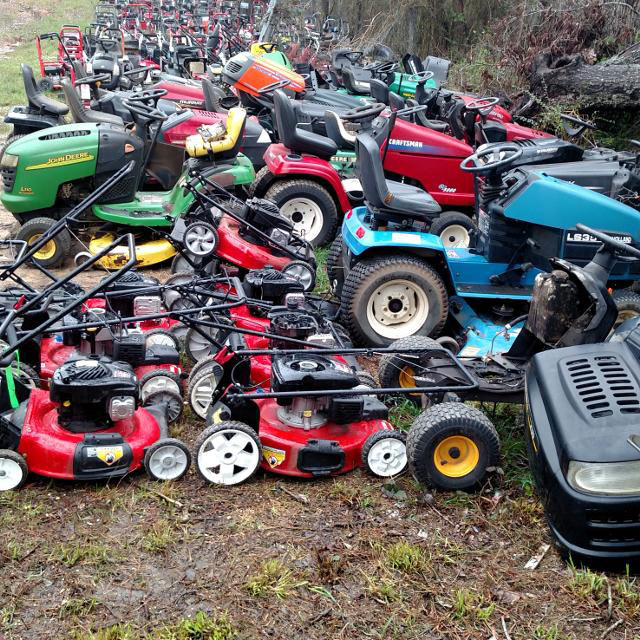 Where To Buy Used Lawn Mowers Near You