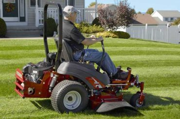 Who Makes Ferris Lawn Mowers