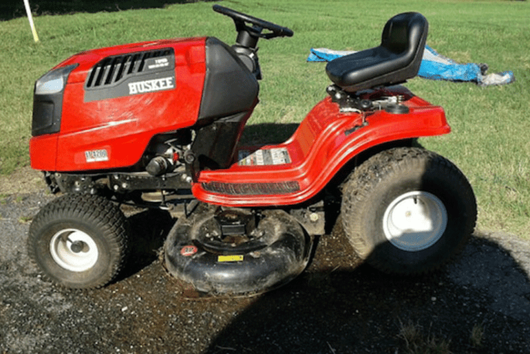 Who Sells Huskee Lawn Mowers