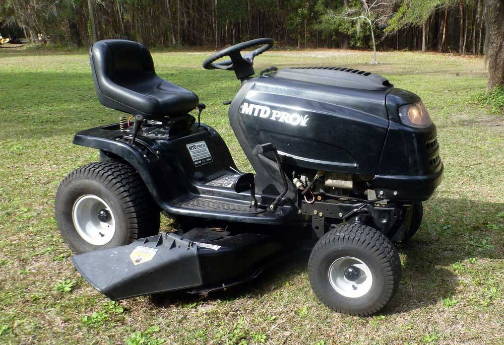 Who Sells MTD Lawn Mowers