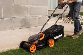 WORX WG779 Lawn Mowers Review