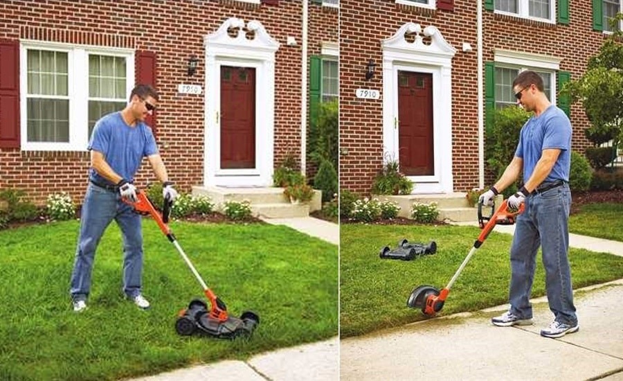 Black And Decker Mtc220 Mower Review