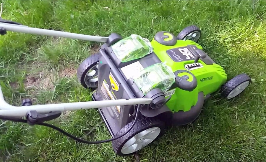 Greenworks 25302 Review