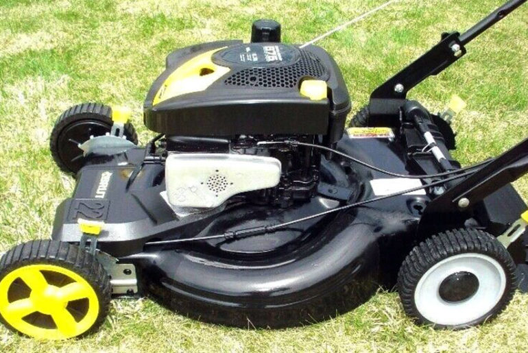 Who Makes Brute Lawn Mowers
