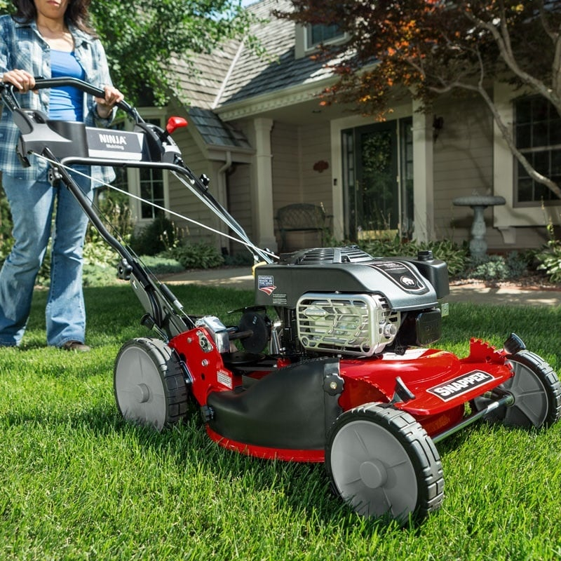 Snapper  NINJA  Self-Propelled Lawn Mower