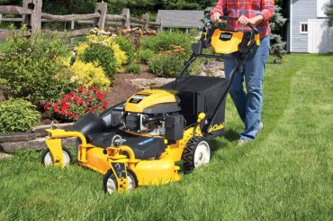 Best Cub Cadet Push Mower