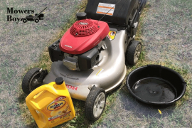 Best Oil For Lawn Mower