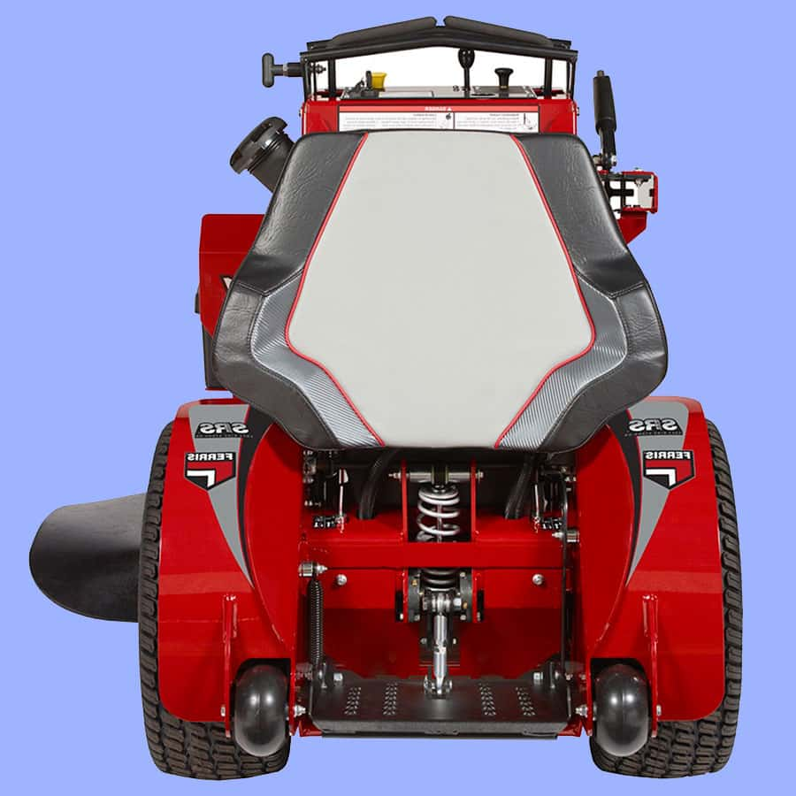 Ferris SRS™ Z1 Soft Ride Stand-On Mowers review