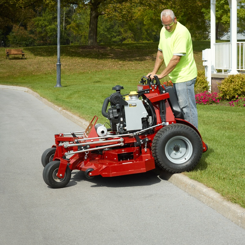 Ferris SRS  Z1 Soft Ride Stand-On Mowers review