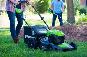 Greenworks Mower Reviews