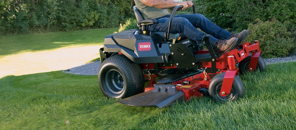 How To Operate A Zero Turn Mower