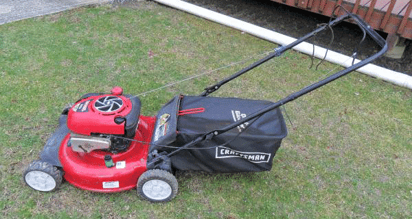 How To Remove Push Lawn Mower Wheel