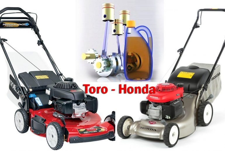 How to Change Oil in Toro and Honda Lawn Mower