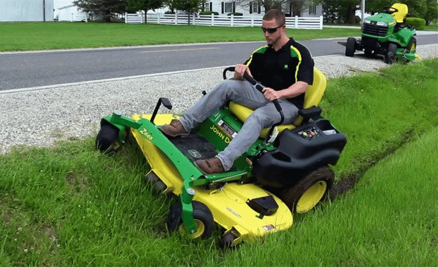 top Lawn Mower For Steep Slopes