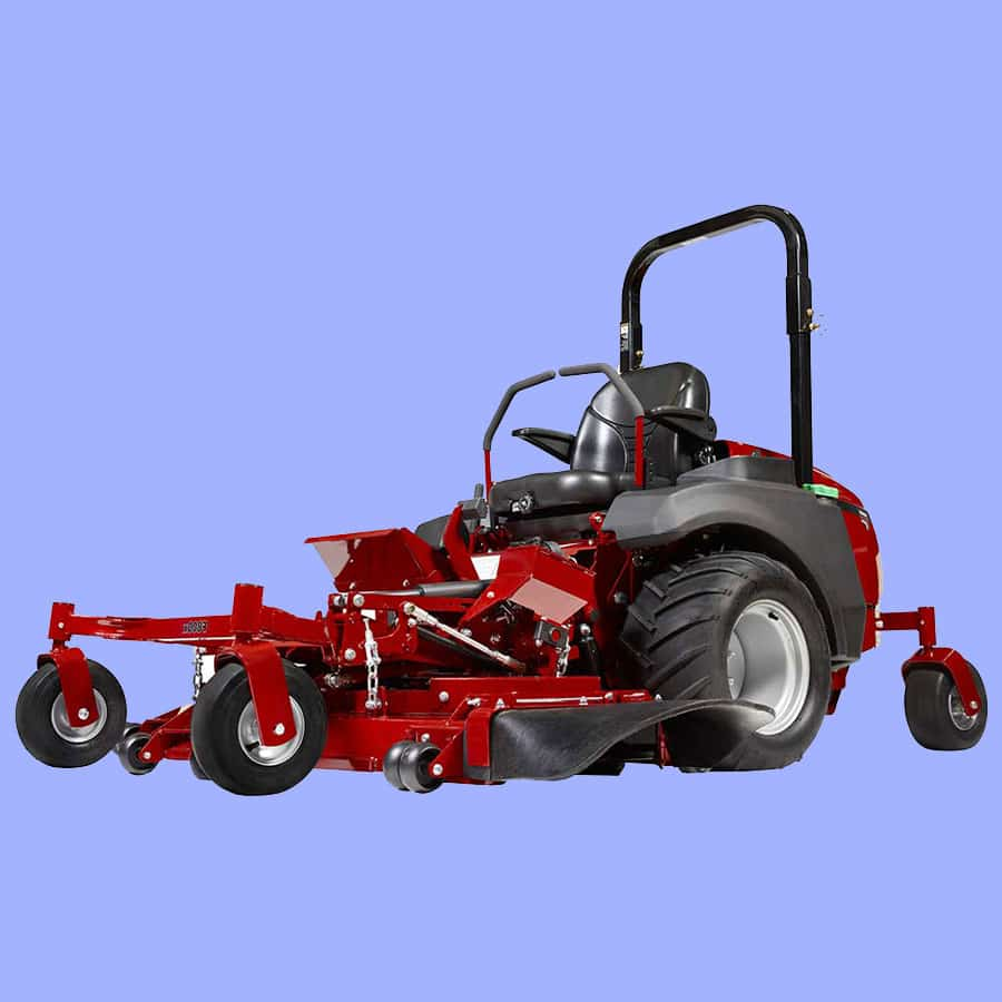 best Ferris F800X Front Mount Mower Series review