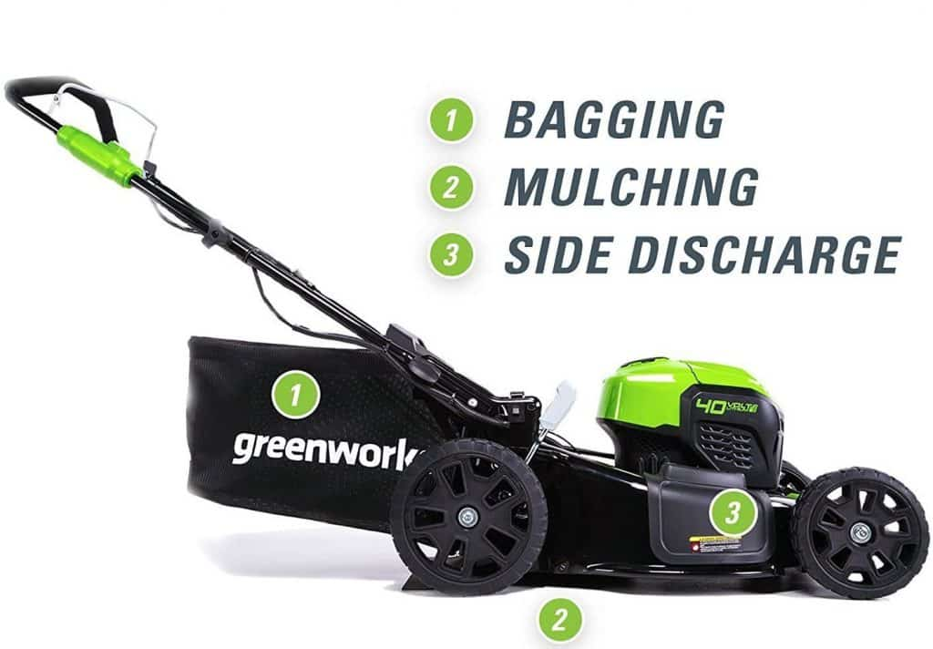 greenworks mower Buying Guide