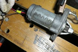 How To Bench Test A Lawn Mower Starter