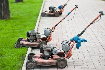 How To Get Rid Of A Broken Lawn Mower