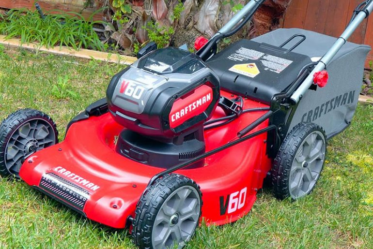 How To Start A Craftsman Lawn Mower