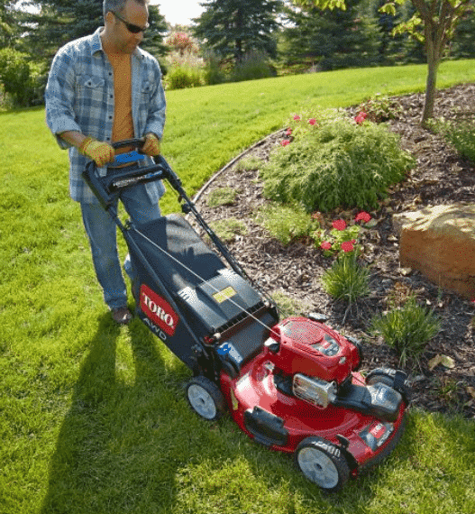 Toro 22 in. Recycler All-Wheel Drive review