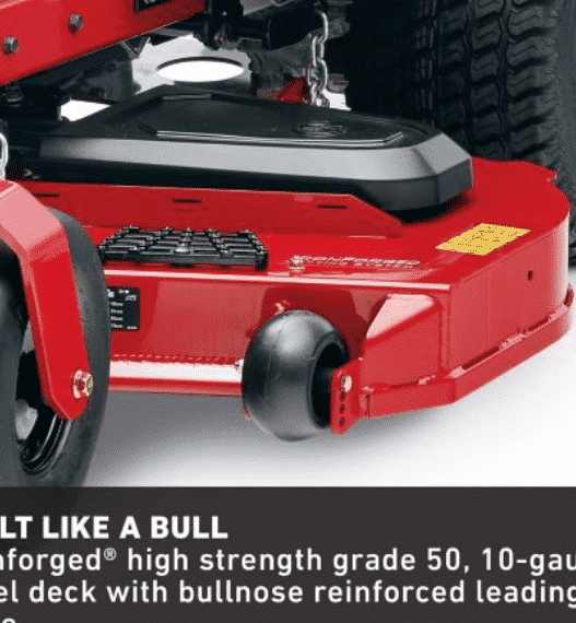 Toro Titan 54 in. Fab Deck Zero-Turn Mower review