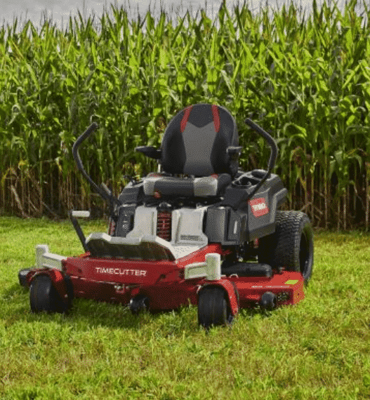 Toro Timecutter 54 in. Fab Deck Zero-Turn Mower with MyRide