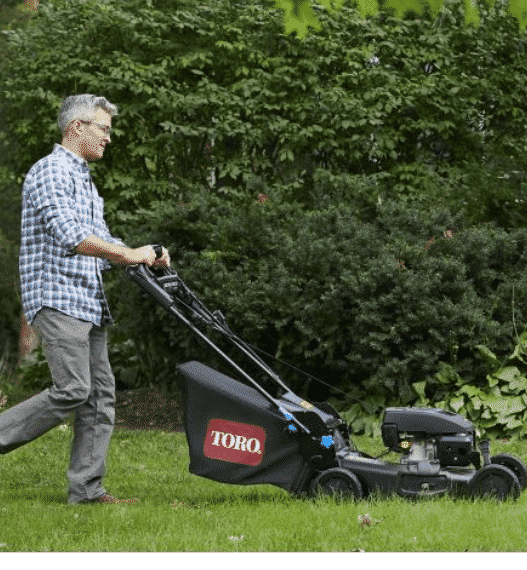 Toro 21 in. 159cc Super Recycler Self-Propel Lawn Mower review