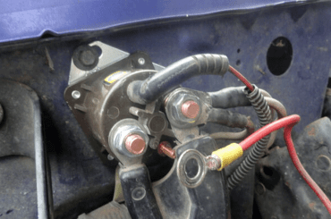 How To Jump Solenoid On Lawn Mower