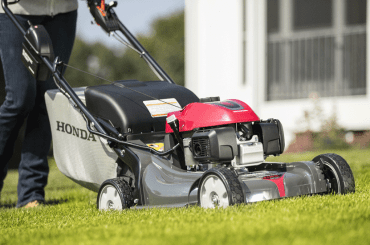 How To Start A Honda Lawn Mower