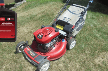 Best Oil For Toro Lawn Mower