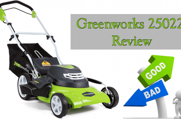 Greenworks 25022 Review