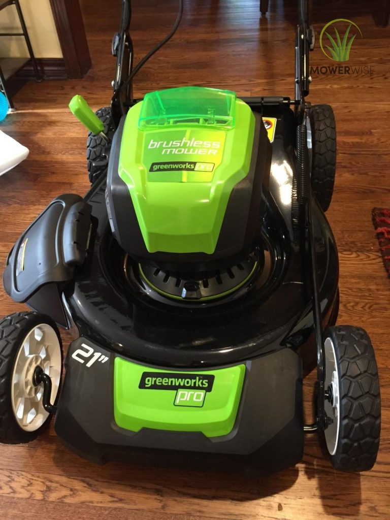 Greenworks 80v lawn mowers review