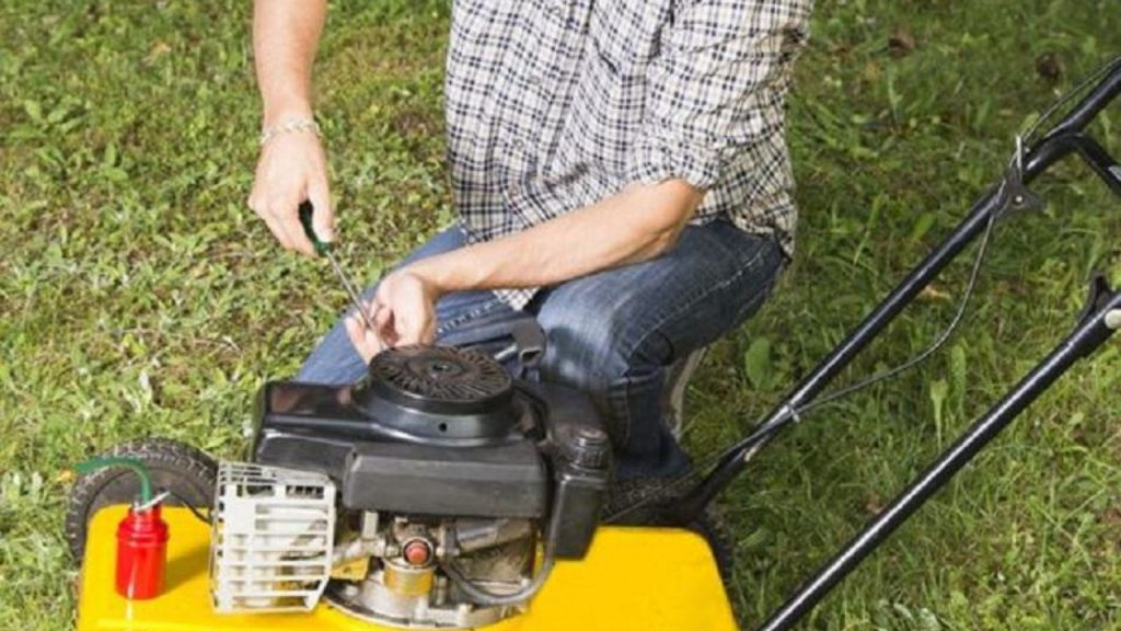 How To Repair Lawn Mowers