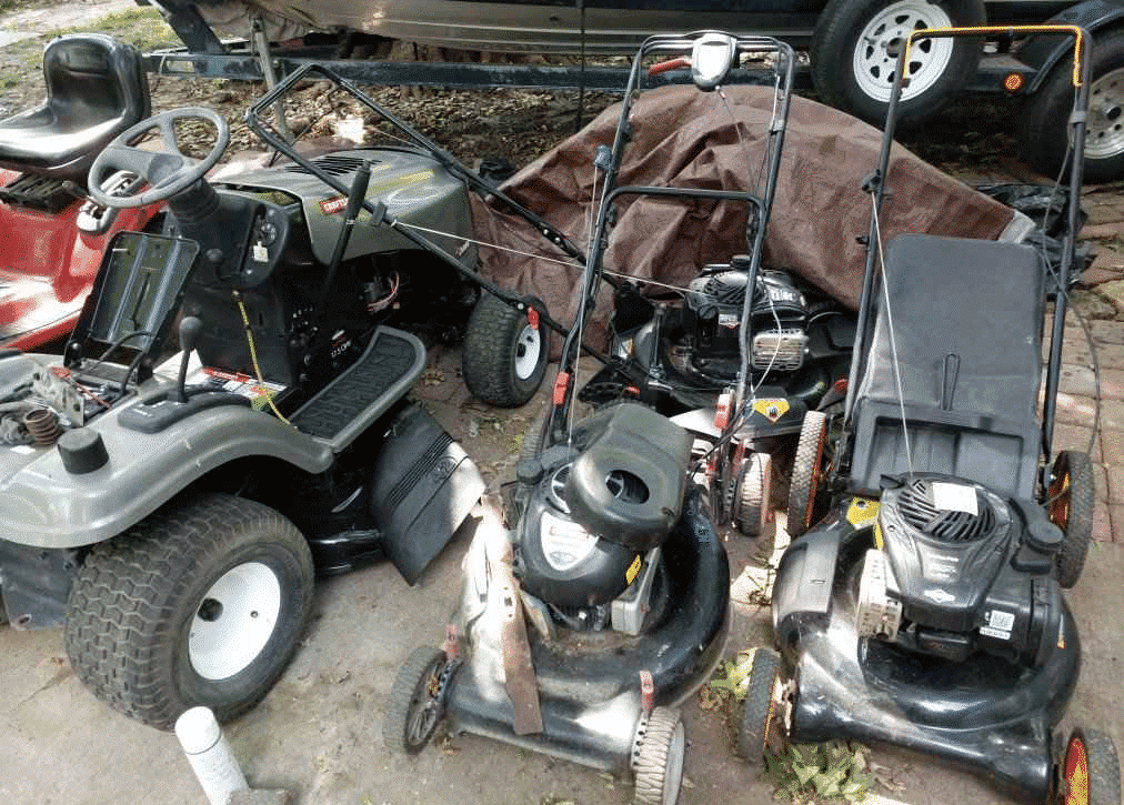 Things To Consider When Purchasing A Used Lawn Mower near you