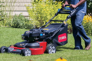 Toro Electric Lawn Mower