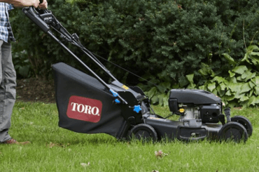 Toro Recycler Lawn Mower