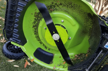 best Greenworks Mower Blades