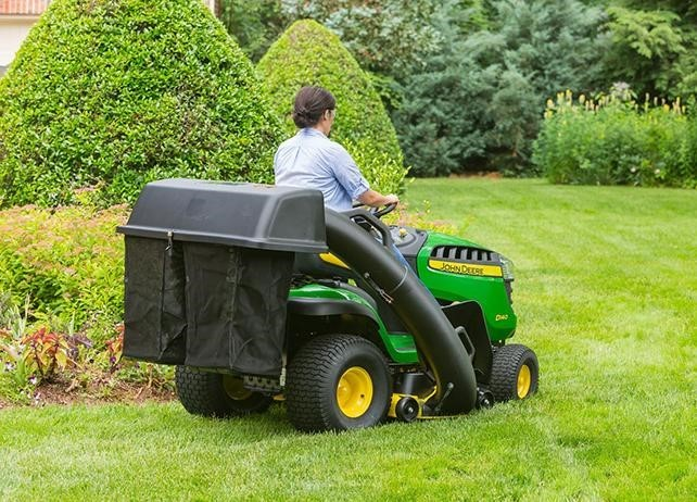 A Guide To Attaching Grass Catcher To Riding Lawnmower