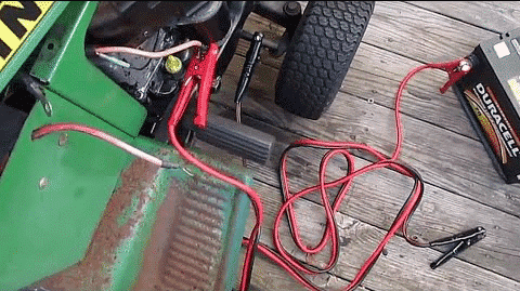 How To Jump Start A Lawn Mower guide