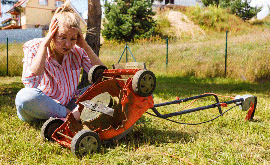 How To Start A Lawn Mower Without Key