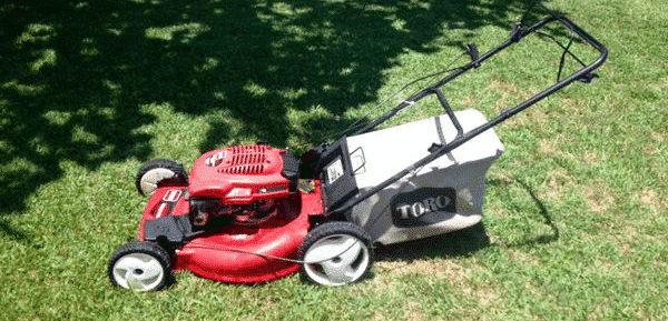 How To Start A Toro Recycler 22 Lawn Mower