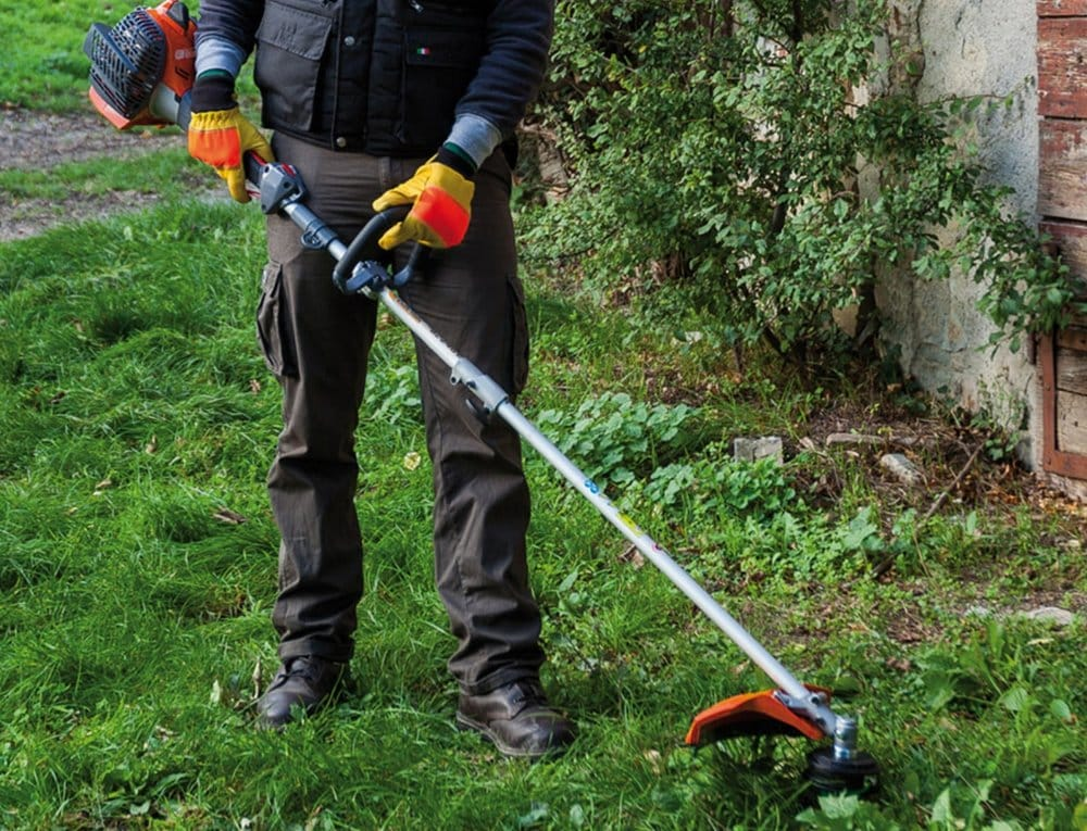 String Trimmer How To Cut Grass Without A Lawnmower