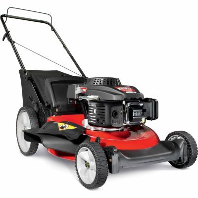 Huskee 3-in-1 Push Mower