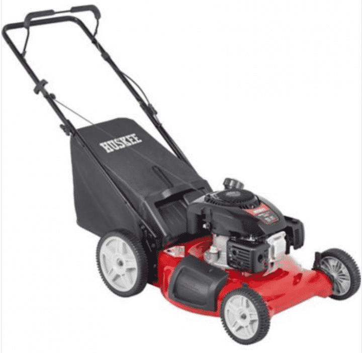 best push mowers for hills